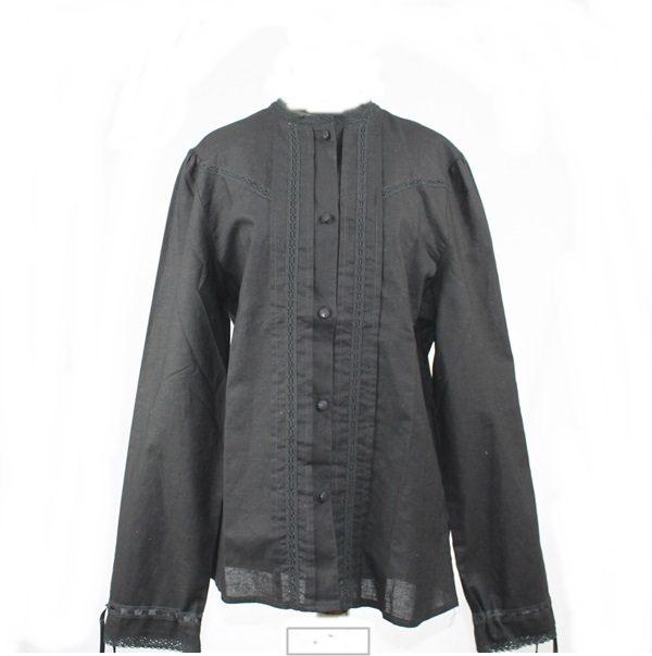 0d48f33fb Camisa negra mujer – Tienda de indumentaria Aragonesa